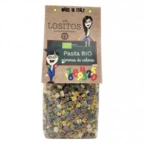 Números vegetales ecológicos Los Lositos 250 g.