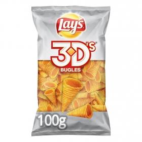 Conos de maíz Lay's 3D's 100 g.