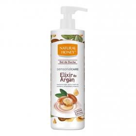 Gel de ducha Elixir de Argan Natural Honey 750 ml.
