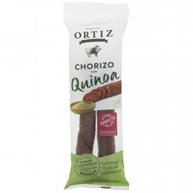 Chorizo con quinoa Domingo Ortiz pieza 250 g