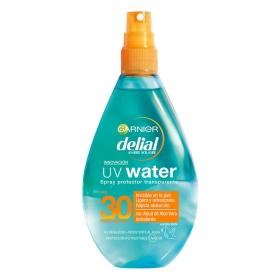 Agua protectora solar Spray FP 30 Delial Garnier 150 ml.