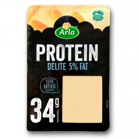 Queso en lonchas alto en proteina y bajo en grasa Arla 150 g.