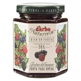 Mermelada de frutas del bosque D'arbo 200 g.