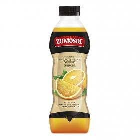 Zumo de naranja Zumosol botella 75 cl.