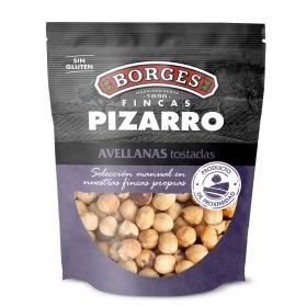 Avellanas D.O protegida tostadas Borges sin gluten 140 g.