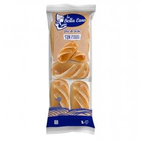 Pan de leche La Bella Easo 10 ud.
