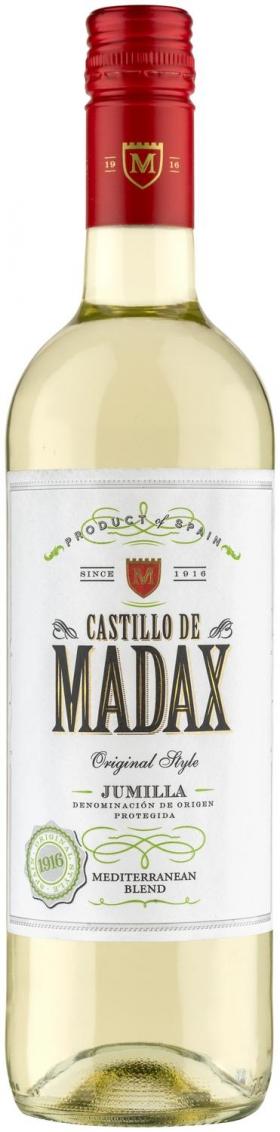 Gran Castillo De Madax Blanco 2020