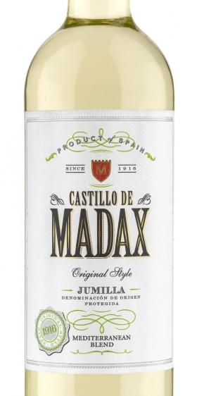 Gran Castillo De Madax Blanco Sin Crianza