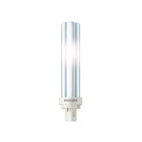Bombilla Fluorescente Philips MASTER PLC 26W Luz Cálida