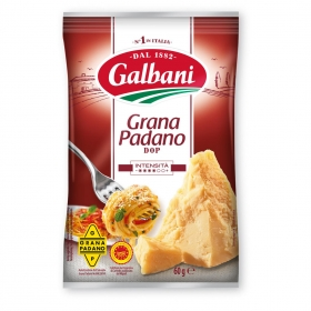 Queso rallado Grana Padano Galbani 60 g.