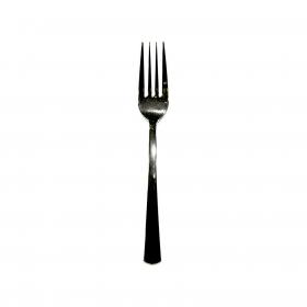 Tenedores CARREFOUR HOME 10 ud - Metalizado