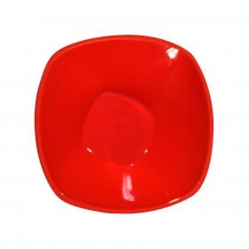Ensaladera CARREFOUR  2 ud - Rojo