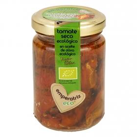 Tomate seco ecológico en aceite de oliva Emperatriz 155 g.