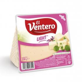 Queso light en cuña El Ventero 250 g