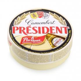 Queso camembert President en porciones 250 g