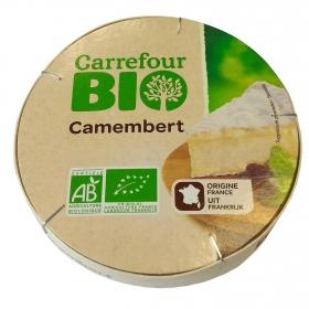 Queso de vaca camembert madurado ecológico Carrefour Bio 250 g