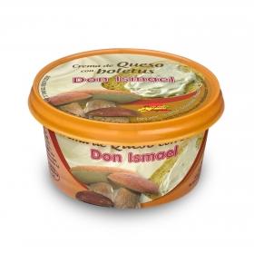 Crema de queso al boletus Don Ismael 125 g.