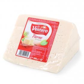 Queso tierno en cuña El Ventero 400 g