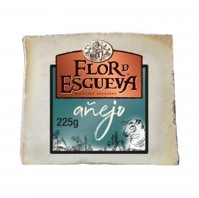 Queso puro de oveja añejo Carácter Flor de Esgueva cuña 225 g