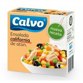 Ensalada california de atún Calvo 150 g.