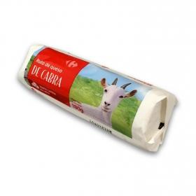 Queso rulo de cabra Carrefour 180 g