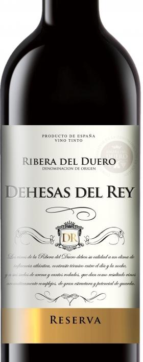 Dehesas Del Rey Tinto Reserva 2015