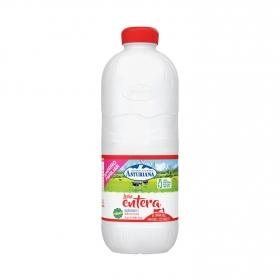 Leche entera Central Lechera Asturiana botella 2,2 l.