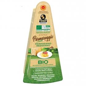Queso parmigiano reggiano ecológico D.O.P. Parmareggio 150 g