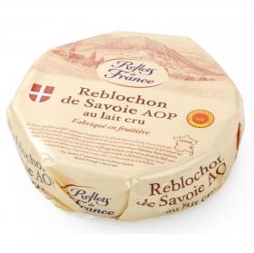 Queso cremoso reblochon de Savoie A.O.P. leche cruda Reflets de France 400 g