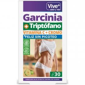 Complemento alimenticio Garcinia en cápsulas Vive Plus 30 ud.