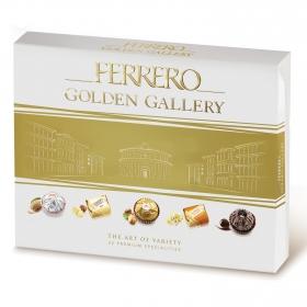 Bombones surtidos Golden Gallery Ferrero 22 ud.