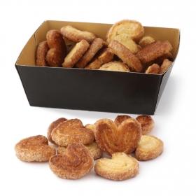 Mini palmeritas de mantequilla 175 g