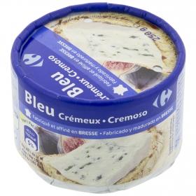 Queso azul de Bresse Carrefour cuña 250 g