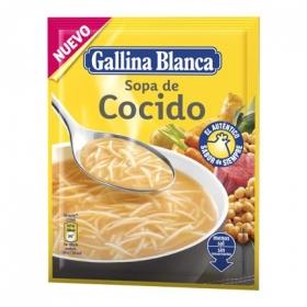 Sopa de cocido Gallina Blanca 72 g.