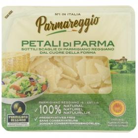 Queso parmigiano reggiano D.O.P. pétalos Hispano Italiana 80 g