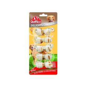 Snacks de pollo para perro Quérico 5 unidades