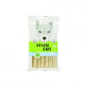 Snack dental Carrefour para perros medianos o grandes pack 7 sticks