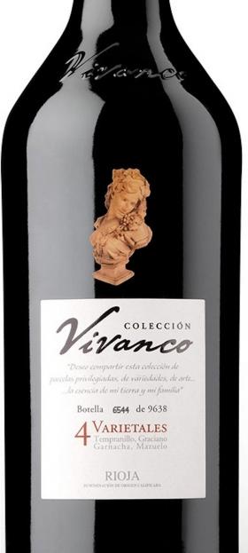 Vivanco 4 Varietales Tinto Crianza 2014
