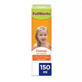 Champú antipiojos Fullmarks 150 ml.