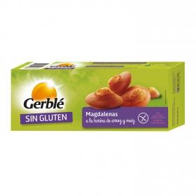 Magdalenas Gerblé sin gluten 230 g.