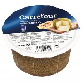 Queso semicurado mezcla mini Carrefour pieza 900 g