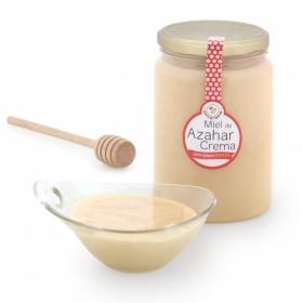 Crema de miel de azahar monfloral Primo Mendoza 1 Kg