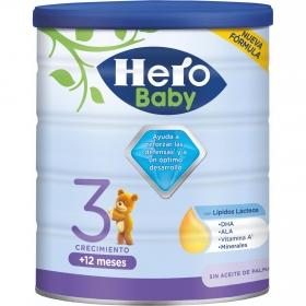 Leche Hero Baby Nutrasense 3 800 gr