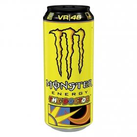 Bebida energética Monster The Doctor VR46 50 cl.