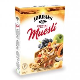 Cereales Muesli Jordans 500 g.