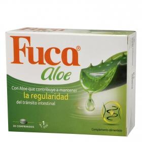 Complemento alimenticio de Aloe Fuca 30 comprimidos.
