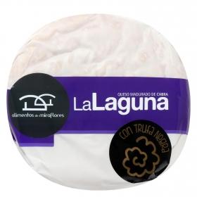 Queso madurado de cabra con trufa negra La Laguna Miraflores 300 g aprox
