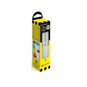 Bombilla Bajo Consumo Stick 11W E27