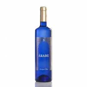 Vino de aguja blanco dulce sauvignon Árabe 75 cl.