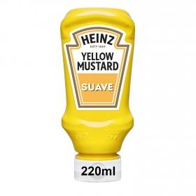 Mostaza Heinz envase 220 ml.